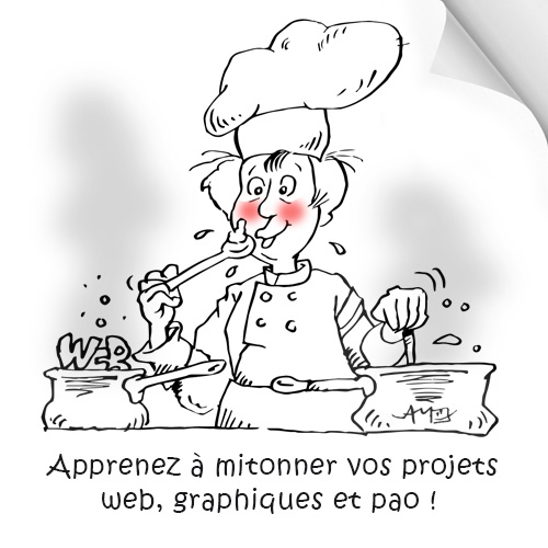 Monsieur Web : sites Responsive